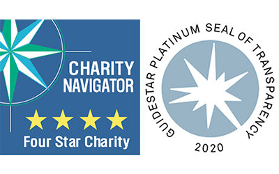 SDRI Earns Coveted 4-Star Rating from Charity Navigator and GuideStar's Highest Seal of Transparency
